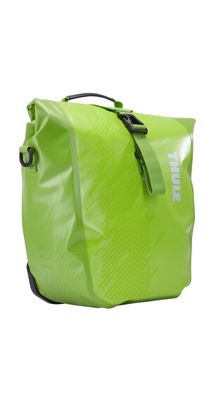 Thule Pack'n Pedal Shield fietstas Small groen